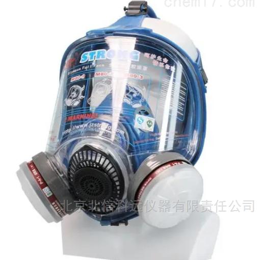 硅胶全面罩 欧标聚碳酸酯面屏面罩 耐腐蚀防冲击高透光率全面罩