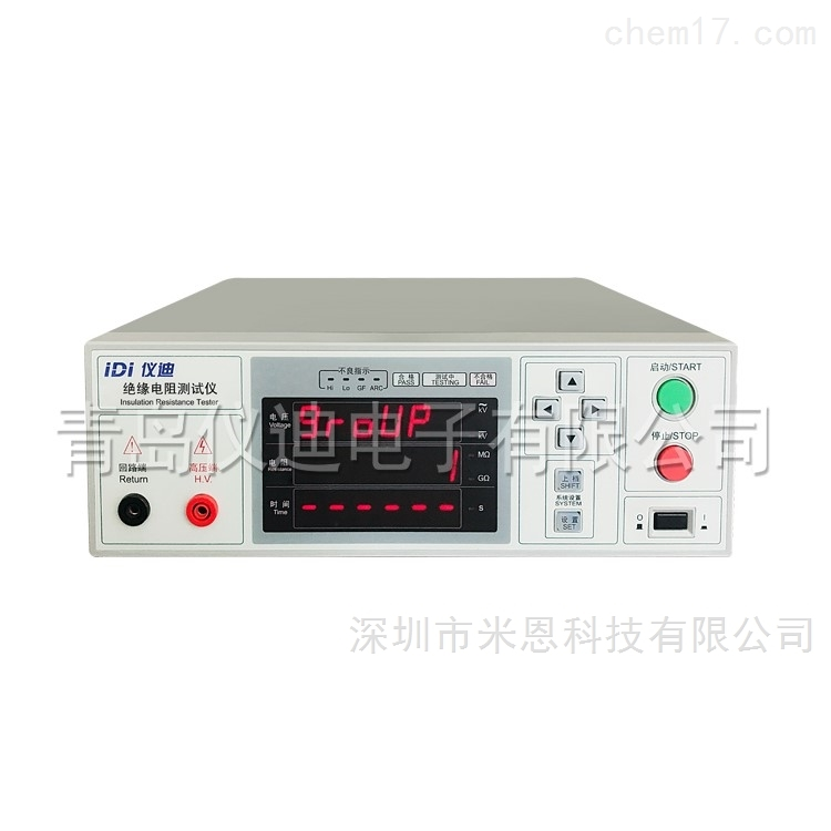 仪迪IDI6130A\6131A\6135A绝缘电阻测试仪
