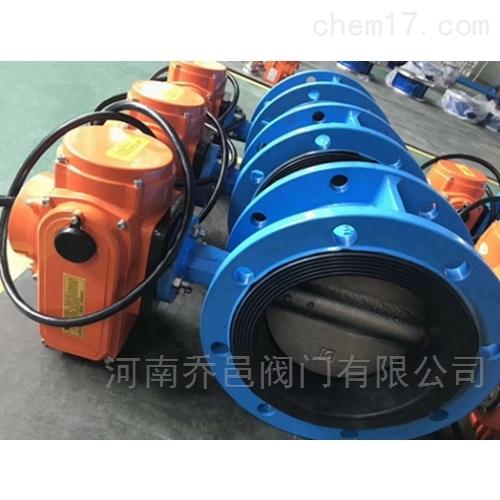 IP68防水潜水型电动蝶阀IP68防水电动蝶阀