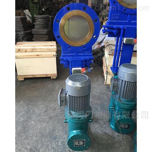 电液动耐磨刀型闸阀插板阀