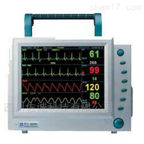 PC-9000型多参数监护仪工作原理