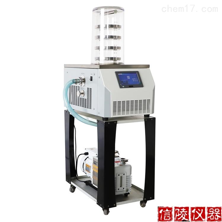 LGJ-10A电除霜普通型真空冷冻干燥机