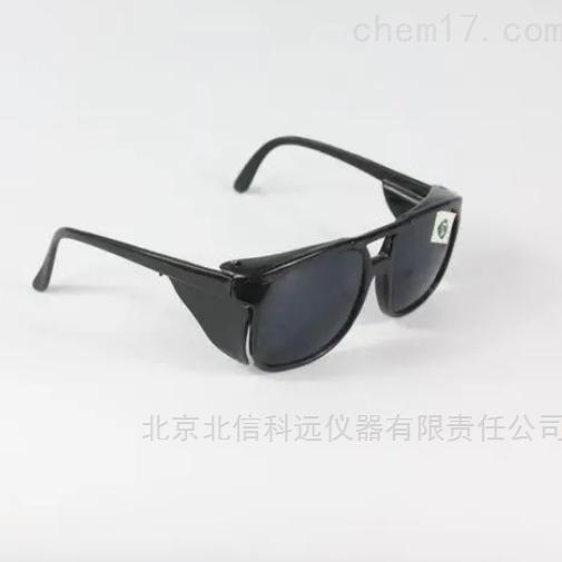 灰色防护镜 紫外线防护安全眼镜