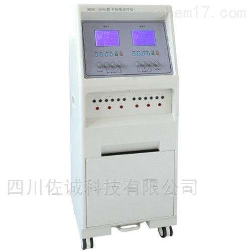 BHE-200L型双路立式干扰电治疗仪