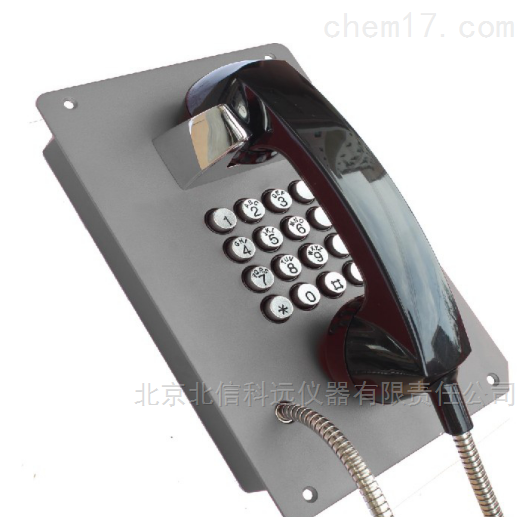 室内台式扩音指令对讲电话机