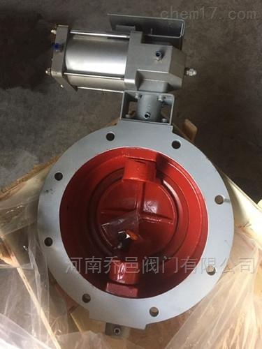 仓泵进料阀透气阀