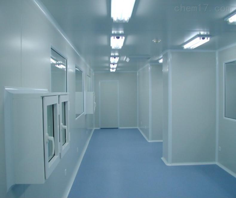 山东潍坊实验室净化工程