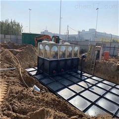 地埋式箱泵一体化增压泵站厂家价格