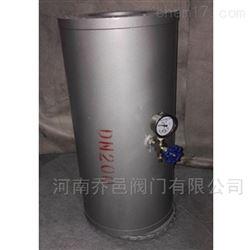 胶胆气囊式水锤消除器