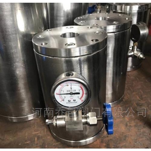 ZYA-8000胶胆气囊式水锤吸纳器