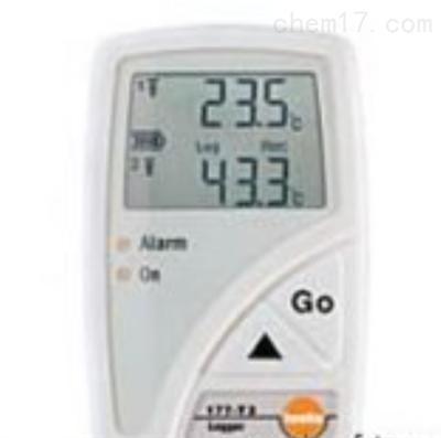 testo177-T3电子温湿度记录仪
