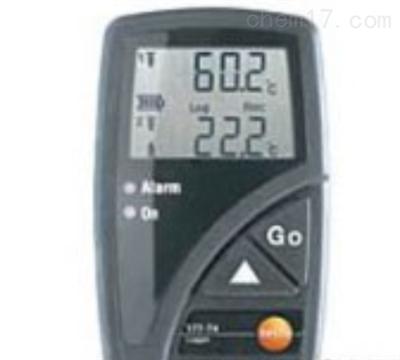 testo 177-T4电子温湿度记录仪