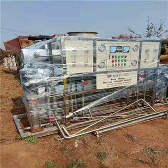 高价回收二手不锈钢水处理二手双击反渗透