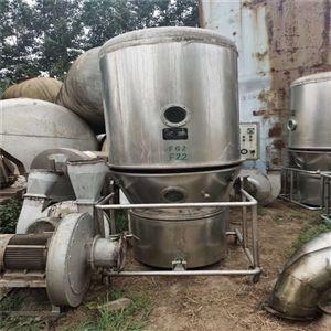 转让二手300型膨化食品高效沸腾干燥机介绍