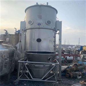 出售二手100型立式沸腾干燥机工作原理
