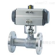 Q641M/Q641PPL气动不锈钢一体式高温球阀