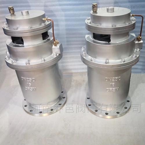 QSP不锈钢全压高速双口排气阀