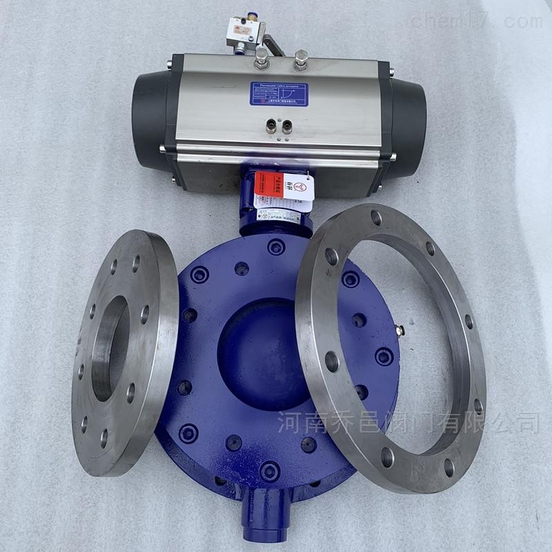 YDF-A充气式圆顶阀