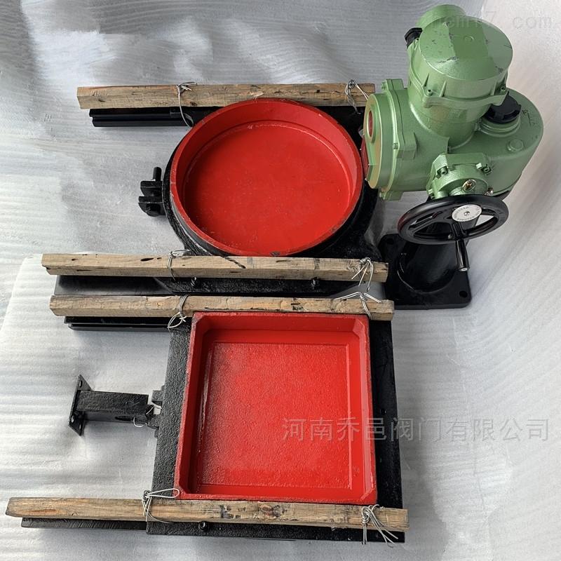 ZMF电动方形铸铁镶铜闸门