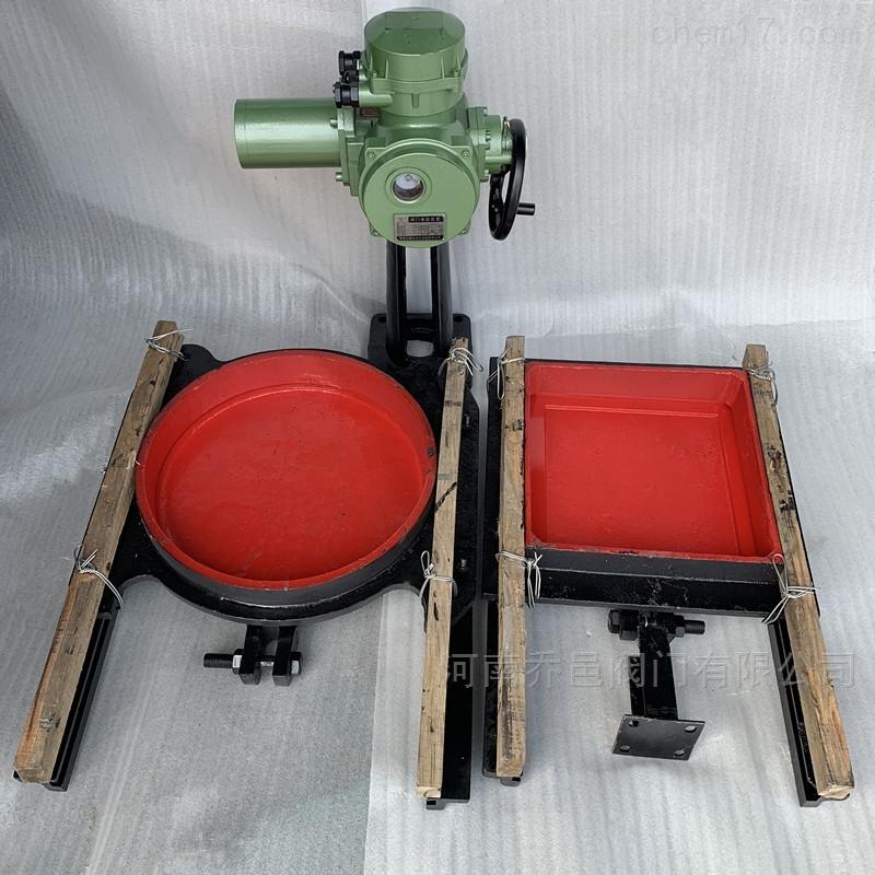 电动铸铁镶铜双向止水闸门