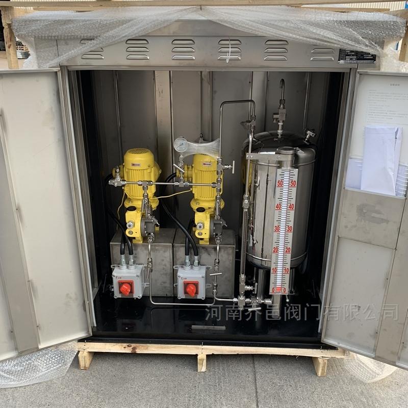 燃气加臭机RJC-60L天然气加臭机