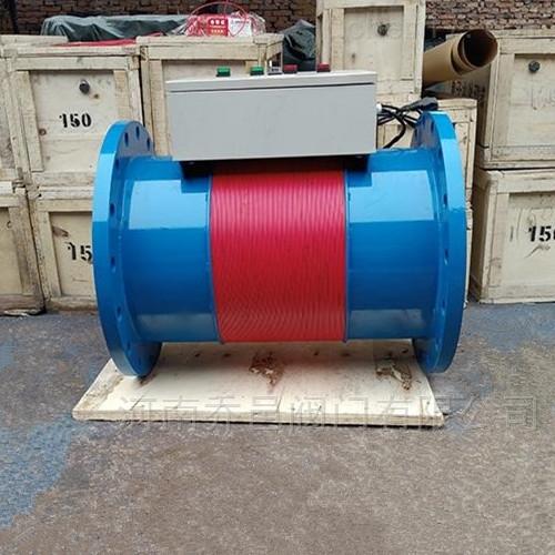 缠绕式全频道感应水处理器 管道式广谱感应水处理仪