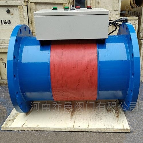<strong>广谱感应水处理器</strong> 缠绕式电子除垢仪