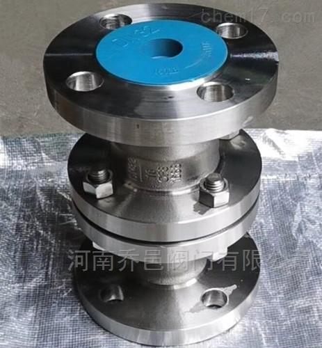 MT-980不锈钢天然气限流阀