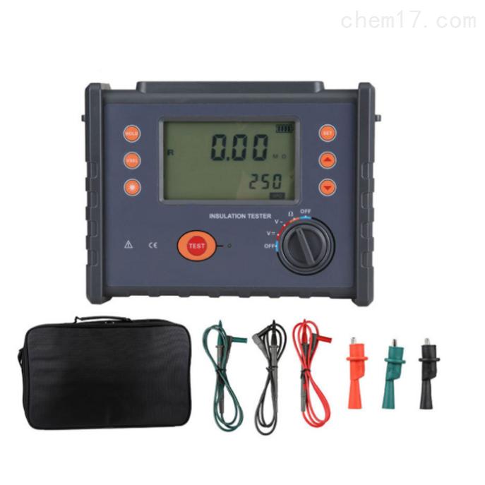 绝缘电阻测试仪防雷检测专业仪器设备