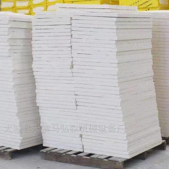水泥基压制聚苯颗粒保温板外墙防火板