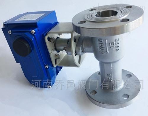 Q941PPL电动不锈钢高温球阀