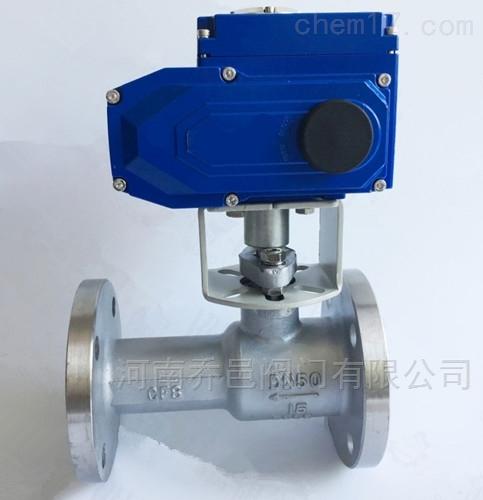 电动带手动不锈钢高温球阀 电动防爆不锈钢高温球阀