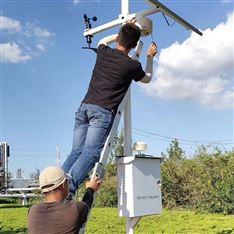 陕西工业园网格化空气监测系统