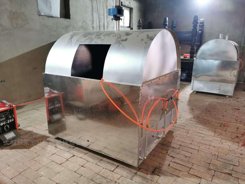 液化气废旧泡沫化坨机