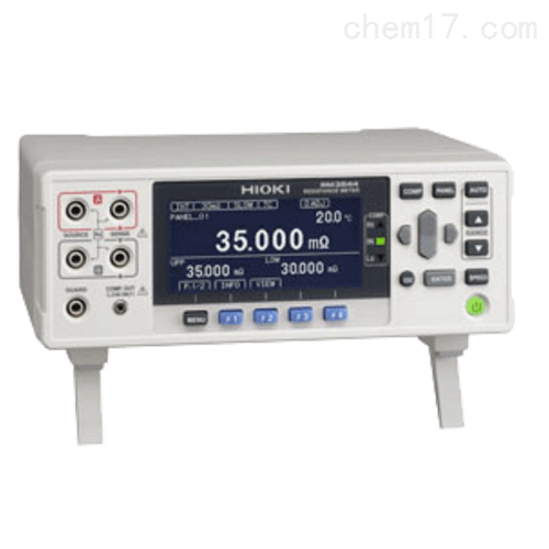 电阻计4端子测试线L2104日本日置HIOKI