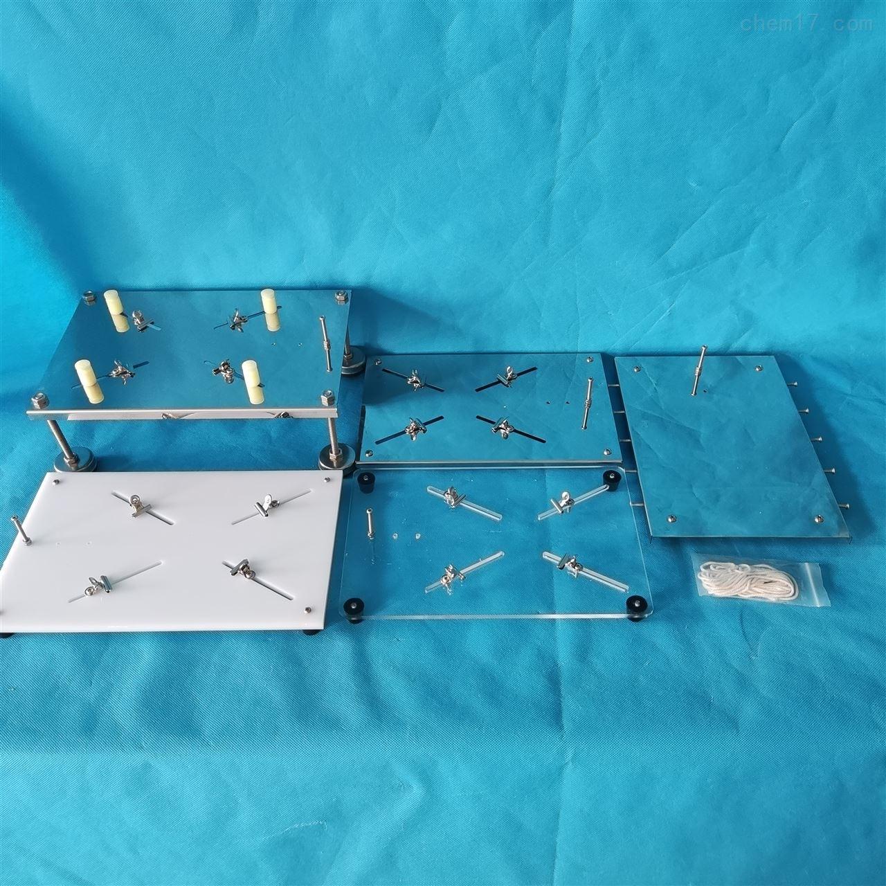 大小鼠解剖板手術臺鼠固定板小鼠實驗