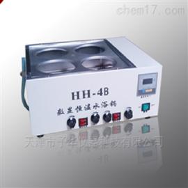 HH-4B(4孔)数显磁力搅拌恒温水浴锅