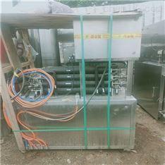 转让实验用二手管式热交换超高温杀菌机