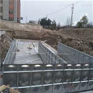 箱泵一体化消防泵站不同尺寸型号定制
