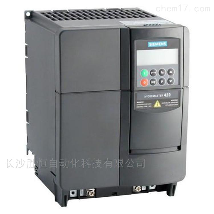 西门子6SE6440-2UC21-1BA1变频器1.1KW