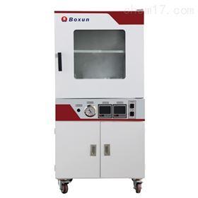BXK-30S/50S/100S/2500S/上海博迅一体式真空显示隔板加热真空干燥箱