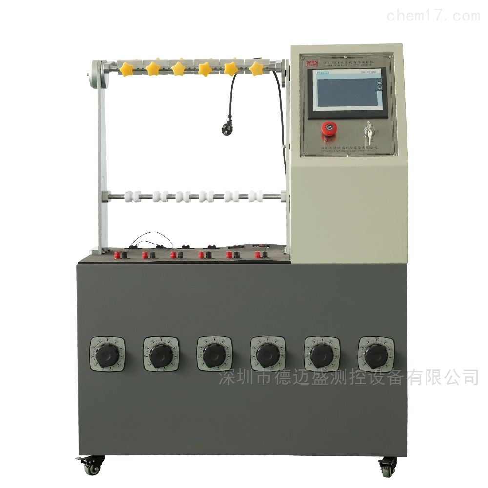 电源线弯曲试验机GB2099