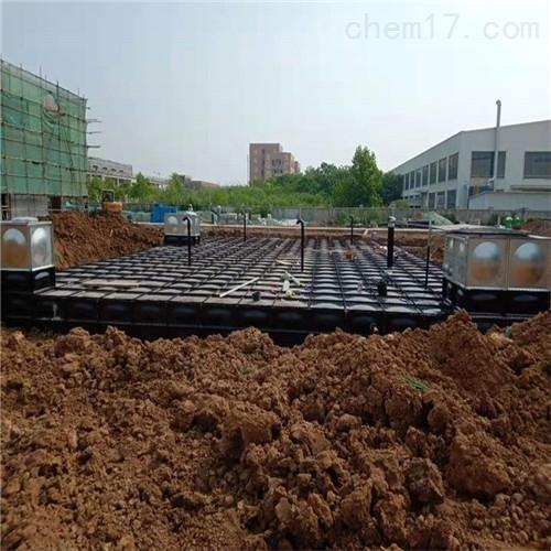 地埋箱泵一体化泵站如何做到无浮