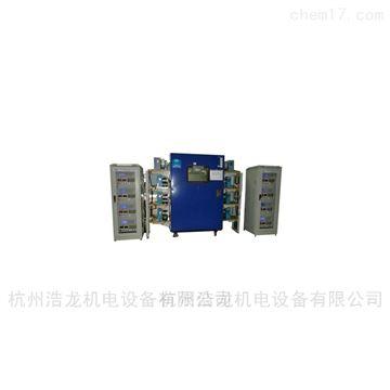 电动燃油泵电机测功机仿真试验台