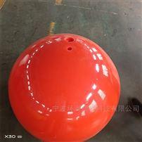 FQ300九龙湖水上乐园警示浮球 指示游船航线浮球