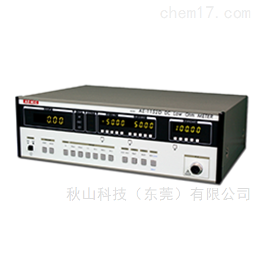 日本MIC高精度超低电阻测量仪AE-1152D