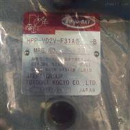 HPP-VD2V-F31A3-B日本丰兴TOYOOKI柱塞泵