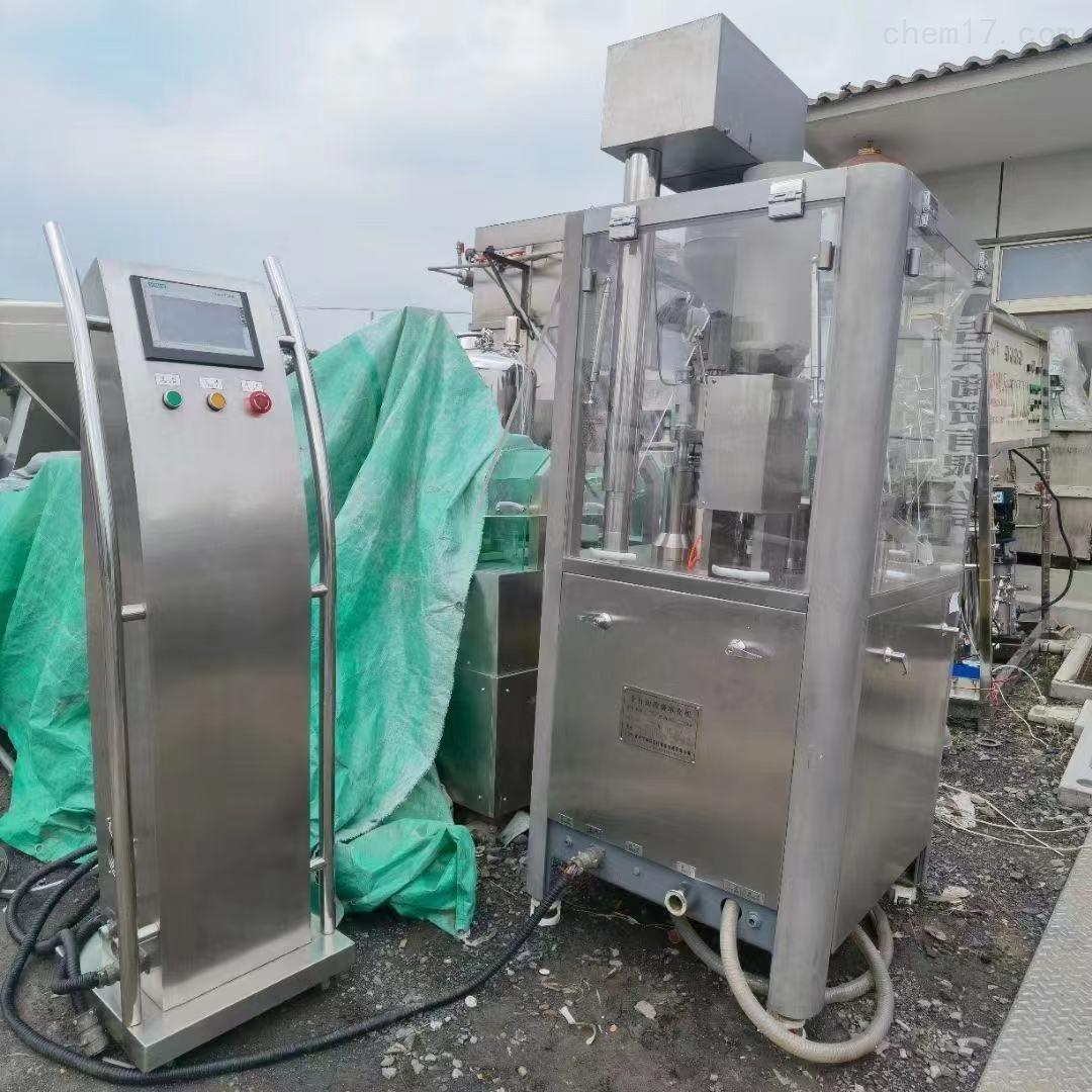 二手NJP-400型胶囊充填机控制柜吸尘器