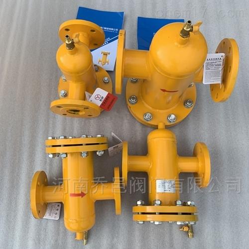 高压气体过滤装置 轴流式气体过滤器