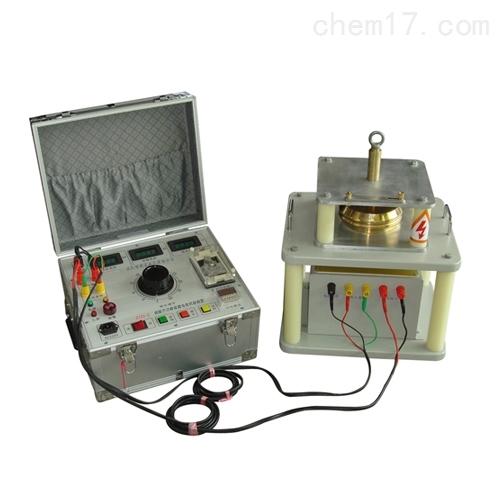 绝缘子芯棒泄漏电流试验装置
